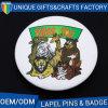 공장 관례 OEM/ODM 사랑스러운 동물성 접어젖힌 옷깃 Pin