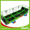 Mini bon marché Basketball Trampoline Court pour Shopping Mall