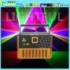 Laser Show Papierlösekorotron-30k Scanner Laser-Light 5W RGB