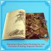 Servizi di stampa poco costosi di Magzine di stampa del libro del cuoco dell'opuscolo
