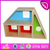 Kids、Children、En71 W03b015とのWooden Toy Pretend ToyのためのGeometric Lockers Toyのための最もよいEco-Friendly Non-Toxic Wooden Toy