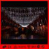 De openlucht Hangende Straatlantaarn van de Decoratie van het Koord van Kerstmis Lichte