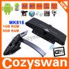 Caja elegante androide de Mk818 TV con la cámara del webcam