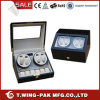 LCD Controller Ww-8035b를 가진 나무로 되는 Safety Finished Watch Winder