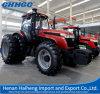 Tractor de la agricultura del tractor de Turbo de las ruedas de la maquinaria de granja 145HP cuatro