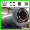 Secador de cilindro giratório de três passagens