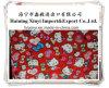 Polyester 100% Super Soft Velvet Fabric für Toy Upholstery