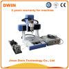 Mini precio de la carpintería de la máquina del ranurador del grabado de madera del CNC 6090