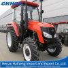 Poder superior Four-Wheel 90HP Agricultural Tratora de Tratora Yto Engine da roda