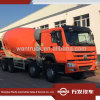 HOWO 시리즈 구동 장치형 8X4 Zz1317n3261W 구체 믹서 트럭