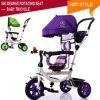 Выполненный на заказ трицикл 3 колес с новыми моделями для малышей