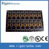 Черный Жесткая Односторонний доска Bare PCB