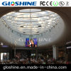 Hanging Transparent Lattic Waterproor Stage DJ LED Wall