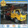 Isuzu 15m LuchtVrachtwagen van het Platform van Meters Working15 Lucht