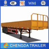 3 essieux 40 tonnes Cargo Drop Side Trailer for Sale
