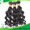 100%自然な人間のRemyの毛のマレーシアのバージンの毛