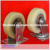 5 Inch-Hochleistungsschwenker-industrielle Fußrollen-Laufkatze-Nylonfußrolle