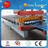 Cartucho de papelão ondulado Perfil de aço Roll formando máquinas