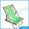 Chaise extérieure de chaise rayée de Weekender de bois dur