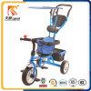 Carro chinês por atacado da roda do triciclo 3 para o passeio dos miúdos sobre