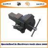 base del eslabón giratorio del tornillo de banco de la precisión de 5 '' /125mm con el yunque