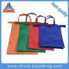 Custom Recicled Non-Woven Grap Shopping Shopping Shop Grocery Bag para supermercado