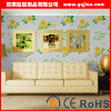 Liberar el papel de empapelar del vinilo del diseño, papel pintado italiano Wallcoverings del vinilo con alta calidad