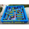 Park-Gerät HandelsUsecastle Typ und aufblasbares Labyrinth