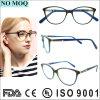 Vidros dos Eyeglasses das mulheres do acetato da alta qualidade