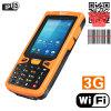 calcolatore tenuto in mano PDA di Quadrato-Memoria di scansione del codice a barre 3G