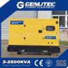 Tipo silencioso gerador do diesel do motor de 24kw 30kVA 50Hz Weichai Deutz
