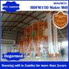 Maquinaria de trituração de trituração Turnkey do fabricante do projeto, qualificada e experimentada do trigo 50-100t/D