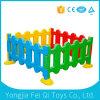 Крытая загородка цвета игрушек пластмассы