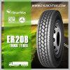 neumáticos radiales del carro del carro 295/75r22.5 de los neumáticos de los neumáticos chinos resistentes del descuento con el Bis del alcance