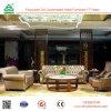 Mobilia del salone del sofà, sofà di cuoio personalizzato