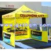 アルミニウム広告のテントの折るテントか印刷されるFoldable望楼のテントテントを広告する