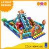 De grote Opblaasbare Speelplaats van de Wereld van het Kind Oceaan met MiniDia (AQ01787)