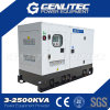 30 kVA generador diesel silencioso Desarrollado por Perkins (Reino Unido) 1103A-33G