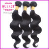 Venda por atacado 100% do cabelo humano do Virgin da qualidade superior no cabelo barato do brasileiro do Virgin de China
