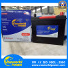 Batería de coche recargable sin necesidad de mantenimiento para 12V 120ah frecuencia intermedia N210mf