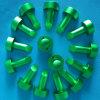 Eloxiertes Aluminium CNC-Bearbeitungsprototypenteile