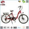 veicolo poco costoso del pedale della E-Bici della strada della rotella della bicicletta due della batteria di litio della nuova di modo 250W del commercio all'ingrosso bici elettrica della città