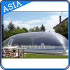 Aufblasbares Swimmingpool-Abdeckung-Zelt, Belüftung-aufblasbarer Pool-Deckel