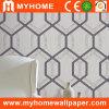 Recubrimiento de paredes de papel decorativo no tejido
