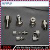 Universalbefestigungsteile zerteilen kundenspezifisches Metall maschinell bearbeitetes Teil (WW-MP0808)