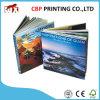 Impresión barata del libro obligatorio de la puntada de montura del papel de arte de la cubierta suave