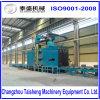 Stahlplatten-Granaliengebläse-Gerät für Oberflächenreinigung