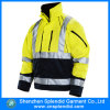 Безопасность изготовлений одежды отражательная делает Hi куртку водостотьким визави