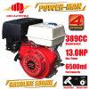 motor de gasolina del comienzo del retroceso de 13HP 389cc 4-Stroke