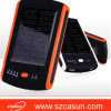 Chargeur portatif de mobile de berge d'énergie solaire de 2016 modes